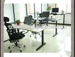 height adjustable office desk. Sit Stand Office Desk | Electric Height Adjustable Smart Up Down