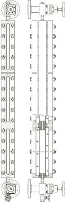 Level Measurement Transparent Level Gauge Reflex Level