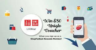 singapore win 80 uniqlo gift card