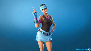 16+] Volley Girl Fortnite Wallpapers on ...