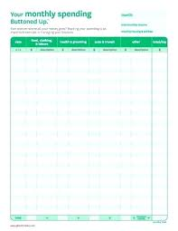 Printable Monthly Expense Sheet Printable Monthly Budget Template Excel Spreadsheet Worksheet Apple