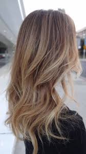 Sandy Beachy Blonde Hair Color By