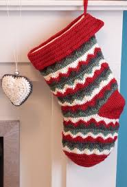 Crochet Stocking Pattern New Christmas Stocking Make My Day Creative