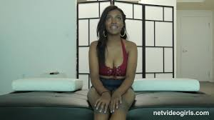 Ghetto ebony unwanted creampie