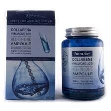 Многофункциональная <b>ампульная сыворотка</b> FarmStay Collagen ...