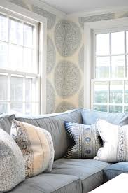 Wallpaper Design For Living Room 17 Best Ideas About Blue And White Wallpaper On Pinterest Powder
