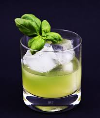 Image result for holy basil juice photo