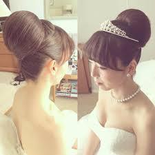 王道可愛い髪型はこれティアラを着けたときのヘアスタイルカタログ