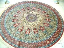 white round area rug circular rugs modern all old black and