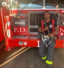 NY Firefighter Has Cutest Weekly Spa Talks With Baby Daughter - InspireMore