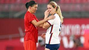 Olympics: USWNT stunned in semifinal ...