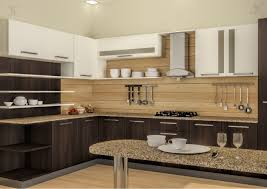 CORTESA L SHAPE MODULAR KITCHEN