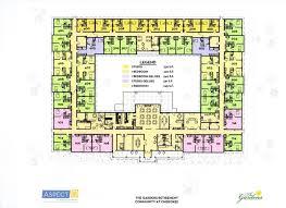 Floor Plans  Suites U0026 Studios  Sunrise Senior LivingAssisted Living Floor Plan