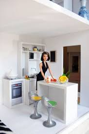 contemporary dollhouse furniture. Modern Mini Houses I Could Be A Barbie Girl In This World Mehr Contemporary Dollhouse Furniture