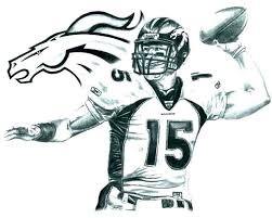 Free Nfl Coloring Pages Predragterziccom
