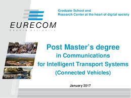 Level Up Your Career With A Post Masters Degree In C Its