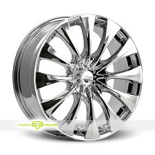 5x115 Bolt Pattern Mesmerizing Pacer 48C Silhouette Chrome Wheels For Sale Pacer 48C Silhouette