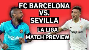 90+6 fc barcelona have been awarded a corner by jose luis gonzalez gonzalez. Fc Barcelona Vs Sevilla Fc La Liga Preview Barcablog