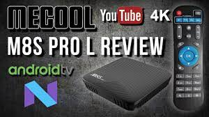 Mecool M8S Pro L Android 7.1 TV OS TV Box Review - YouTube in 4K - YouTube