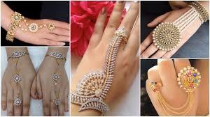 Gold Ring Bracelet Designs Beautiful Ring Bracelets Designs Simple Craft Ideas