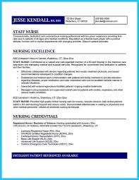 Awesome Objective For Nursing Resume Templates Entry Level