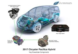 chrysler pacifica hybrid and chevrolet volt ranked on wards 10 chrysler pacifica hybrid cutaway