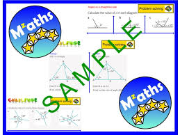 angles revision bundle 7 lessons everything you need