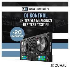 Zuhal Müzik - Native Instruments Traktor Serisi ile...