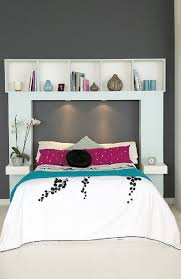 size of lighting dazzling headboard with shelves 23 headboard with shelves diy