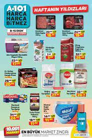 A101 9 Ekim 2021 Aktüel Ürünler Kataloğu | Ak
