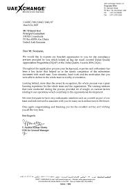 client appreciation letters afoes consultants afoes views