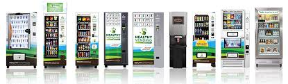 Healthy Vending Machines Toronto Stunning How To Start A Vending Machine Business Complete Guide