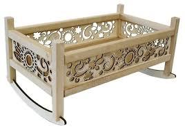 Стоит ли покупать <b>Master Wood</b> Кроватка-качалка (КЧ1Р ...