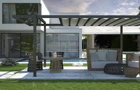 patio cover canvas. Free-standing Aluminum Pergola (sliding PVC Canvas Cover . Patio L