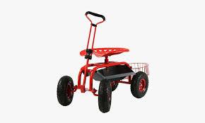 garden scooter seat. Deluxe Tractor Scoot With Bucket Basket \u2013 Garden Scooter Amazing Cart Seat -