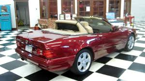 1999 Mercedes-Benz SL500 Convertible 25k Miles For Sale - YouTube