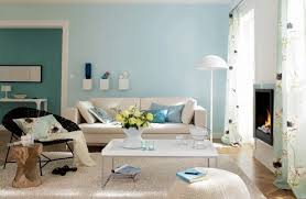 Living Room Paint Ideas Light Blue Centerfieldbar Com
