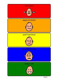 Color Coded Emotions And 12 Calming Choices
