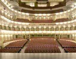 Unt Auditorium Seating Chart Best Concert Halls Theaters In North Texas Cbs Dallas