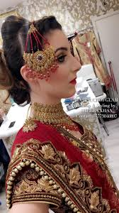 a touch of glam hair makeup asian bridal party prom english hair makeup bradford leeds