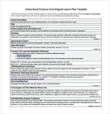Daily Lesson Plan Template Doc 431244585406 Unit Lesson Plan