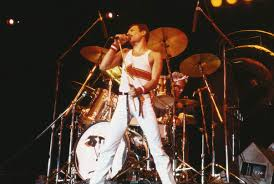 He is remembered for his powerful vocal. Bohemian Rhapsody Freddie Mercury And Celebrity Aids History Time