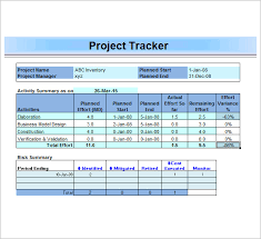 Project Management Template 15 Download Free Documents In Pdf