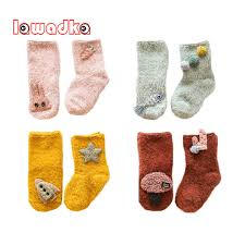 <b>3Pairs</b>/<b>lot</b> Toddler <b>Baby Socks</b> Anti Slip Cartoon <b>Infant Baby Socks</b> ...