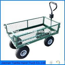 metal garden cart nursery wagon garden cart heavy duty garden cart wagon yellow metal garden wagon metal garden