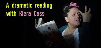 The Selection Series Quotes Inspiration Kiera Cass Dramatically Reads Quotes From The Selection Epic Reads