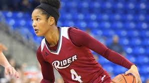 Rider senior guard Stella Johnson ready for WNBA Draft - Flipboard
