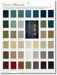 Historic Paint Color Guide By Do It Best Paints Exterior