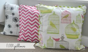 throws cushion diy floor pillow covers design cases home zippered just remove and wash when the kids goober
