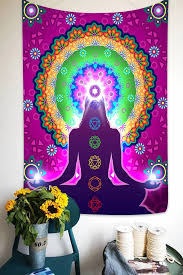 I found others but kept coming back to lady scorpios. Simsant Yoga Meditation Tapestry Chakra Art Hippie Mandala Wall Hanging Tapestries For Living Room Bedroom Dorm Home Decor Decorative Tapestries Aliexpress